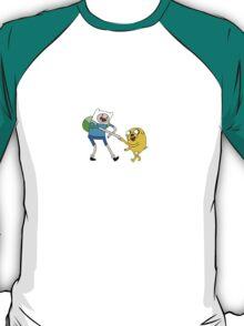 Aventure time  T-Shirt