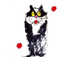 Love Cat by Suzy Woodall