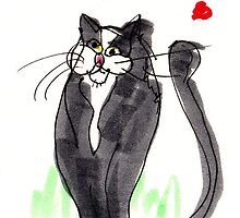 Love Cat Too by Suzy Woodall