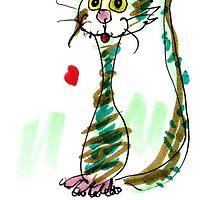 Love Cat Three by Suzy Woodall