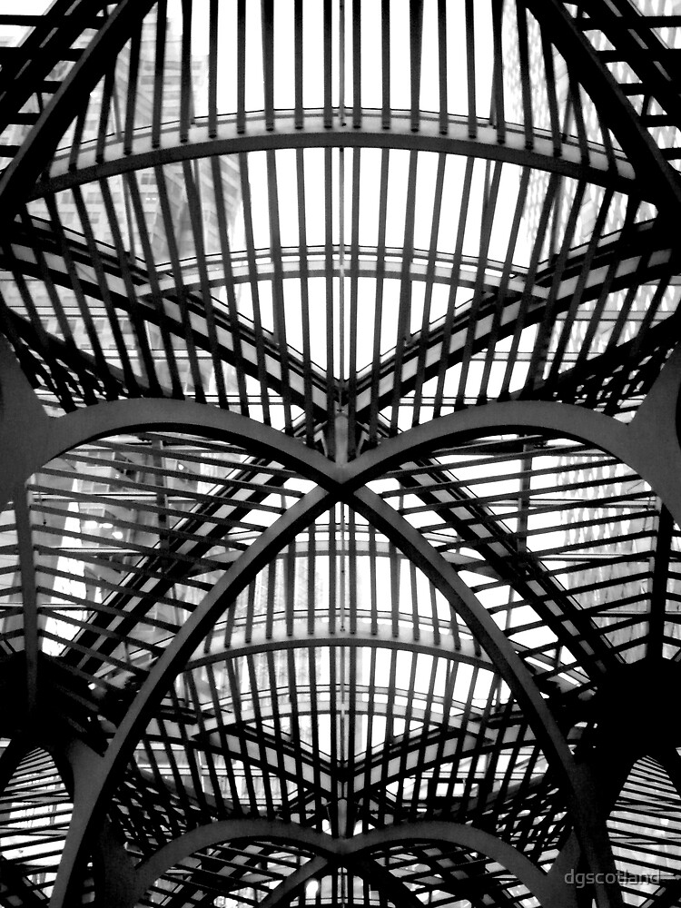 Roof structure in Toronto by dgscotland
