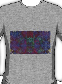 Framed - Abstract fractal T-Shirt