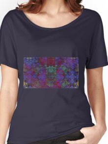 Framed - Abstract fractal Women's Relaxed Fit T-Shirt