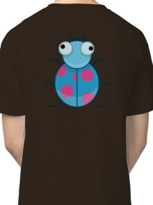 Funny Colorful Cute Little Bug Classic T-Shirt