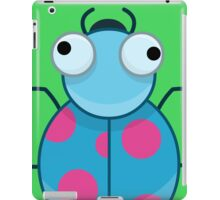 Funny Colorful Cute Little Bug iPad Case/Skin