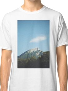 Mountains in the background VIII Classic T-Shirt