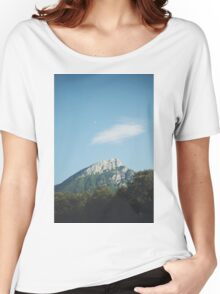 Mountains in the background VIII Women's Relaxed Fit T-Shirt