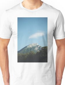 Mountains in the background VIII Unisex T-Shirt