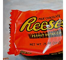 Reese's Peanut Butter Cup Photographic Print