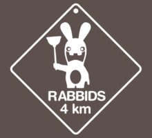 Rabbids in 4km Kids Clothes