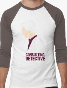 Consulting Detective Men's Baseball ¾ T-Shirt