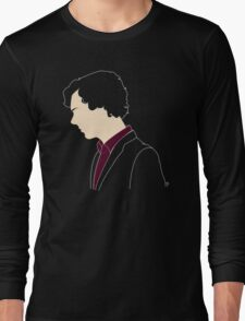 Consulting Detective (sans text) Long Sleeve T-Shirt