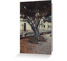 Plaza Bolivar #1 Greeting Card
