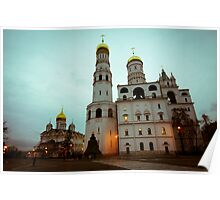 Ivan the Great Bell Tower Poster