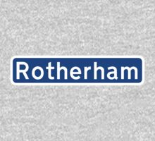 Rotherham (Motorway style) by jefph