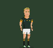 Jean Springbok by pixelfaces