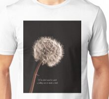 You Dont Need To Catch A Falling Star To Make A Wish Unisex T-Shirt