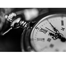 Pocket Watch, The Time is Yours Photographic Print