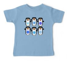 PENGUINS 3 (KIDS) Baby Tee