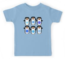 PENGUINS 3 (KIDS) Kids Tee