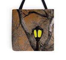 Lamp & Limbs Tote Bag
