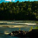 First Rapids I by Thomas Sielaff