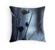 The call of Nature Throw Pillow