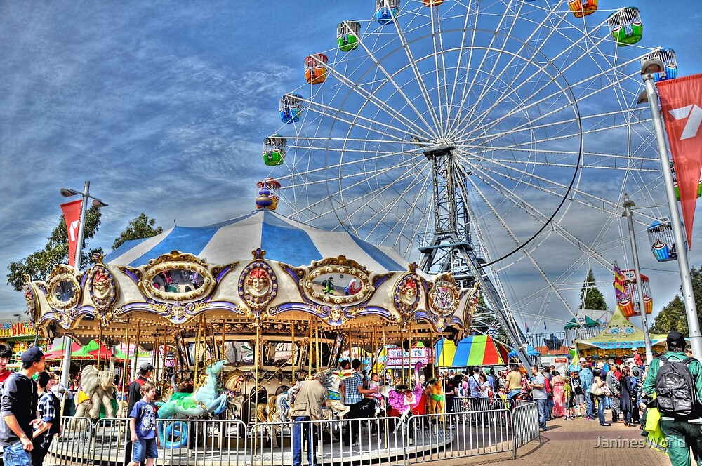 All The Fun Of The Fair by JaninesWorld