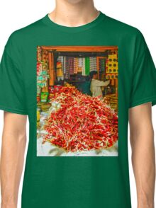 Red Chilies  Classic T-Shirt