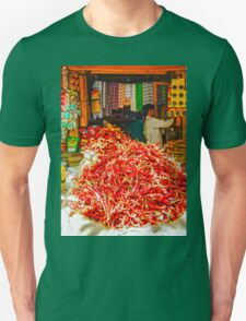 Red Chilies  Unisex T-Shirt