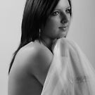 Just Zoe in B&amp;W 4 by Glynn Jackson