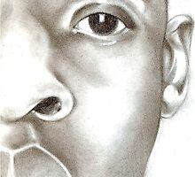 Jay-Z  by Jordan Johnson