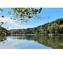 Autumn Eases In Photographic Print