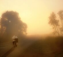 Toward the Light by Kym Howard