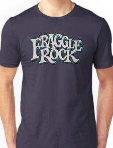 Fraggle Rock Vintage Style in WHITE  Unisex T-Shirt