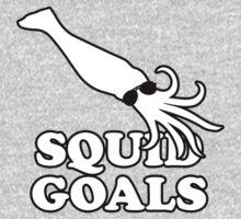 Squid Goals by Dumb Shirts
