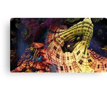Salvatore - Abstract Fractal Canvas Print