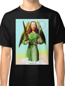 The angel of graphic designers Classic T-Shirt