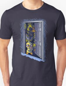 Something at my door T-Shirt
