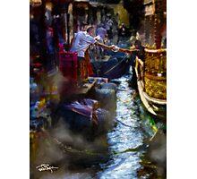 Bosporus Bustle Photographic Print