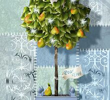 ...and a partridge in a pear tree by Ann Nightingale