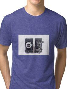 Vintage cameras Tri-blend T-Shirt