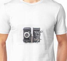 Vintage cameras Unisex T-Shirt