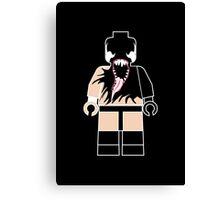 Lego Prince Canvas Print