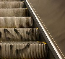 Escalator by PhotosByHealy