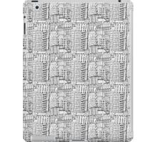Simplicity of the city  iPad Case/Skin