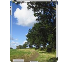 Trees and Field iPad Case/Skin