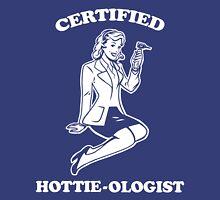 Certified Hottie-ologist v.2.0 Unisex T-Shirt