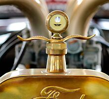 1923 Ford Hood Ornament by Jill Reger