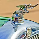 1928 Studebaker Hood Ornament by Jill Reger